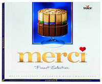 Merci Milk Chocolate Selection 250g