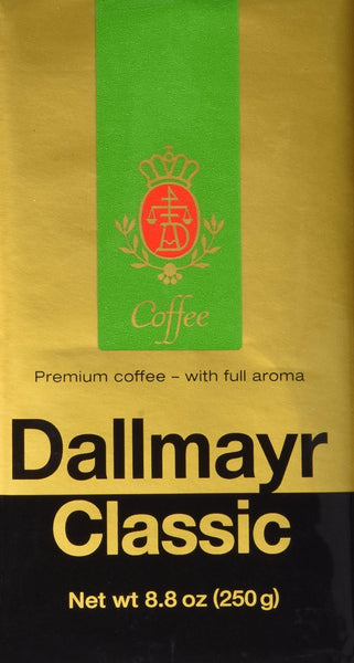 Dallmayr Classic Ground Coffee 250g (4-pack)