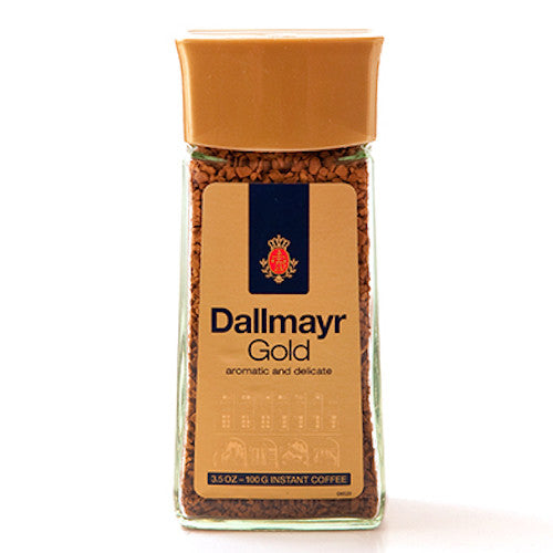 Dallmayr Gold Instant Coffee 100g (2-pack)