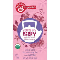 YOU'RE MY BERRY , Teekanne tea organics , 20 bags x 0.08oz = 1.59oz