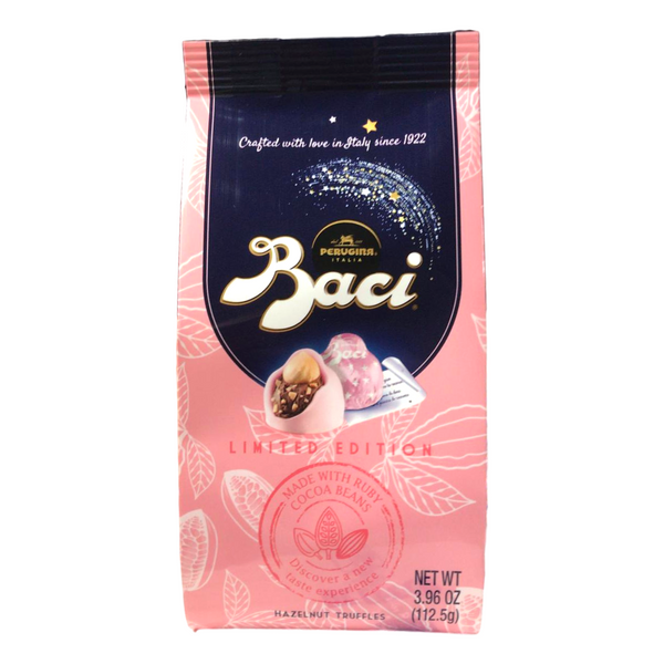Baci Perugina with Ruby Cocoa beans by Perugina - 3.96 oz