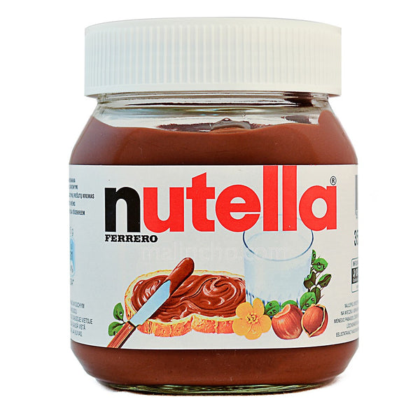 Nutella Hazelnut Spread 600g Glass Imported From Europe