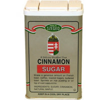 Szeged Cinnamon Sugar Tin 6oz