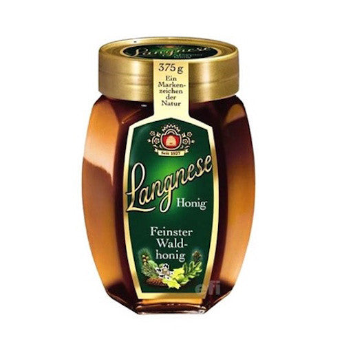 Langnese Forest Honey 375g (5-pack)