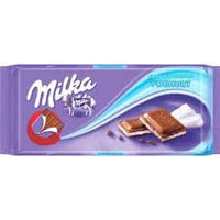Milka Chocolate With Yogurt Filling 100g (10-pack)