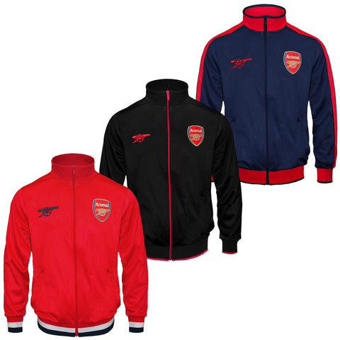 Arsenal FC Boys Track Jacket