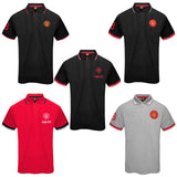 Manchester United Mens Polo Shirt