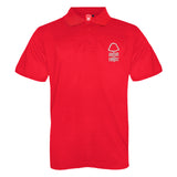 Nottingham Forest FC Boys Crest Polo Shirt