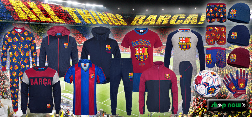 Official Barcelona Products