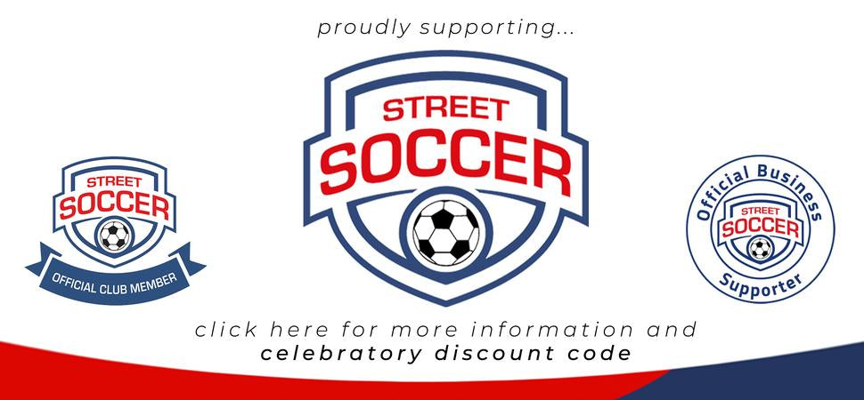 Teaming Up with The Street Soccer Foundation