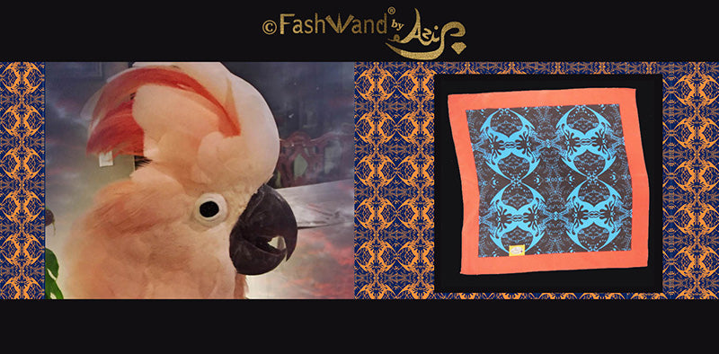 FashWand Salmon Crest Collection by Designer Azi
