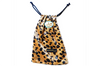 Velvet Fashion Bag Turquoise the Cheetah