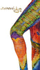 "FashWand Arte Leggings ""Dancing Wave"""