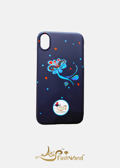 FashWand Dancing Flower Nights iPhone Case