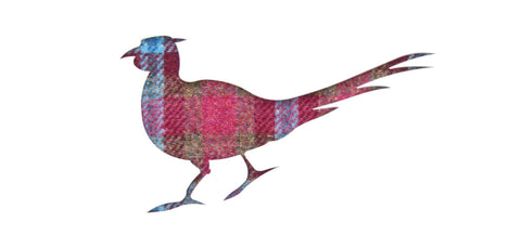Pheasant Rectangular Card