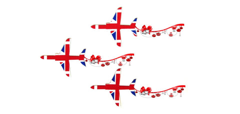 Red Arrows 1