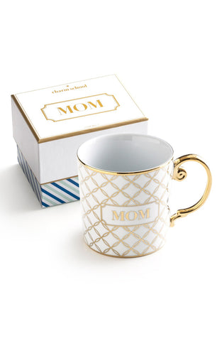 Mom Porcelain Coffee Mug