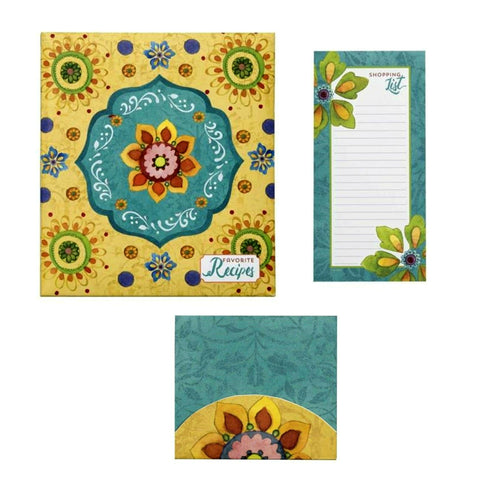 Tunisian Sunset Recipe Book Gift Set