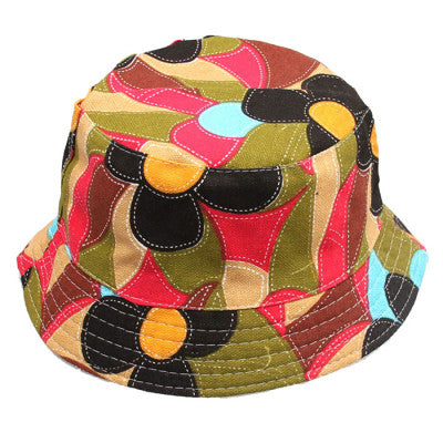 Cute Kids Girl Baby Summer Outdoor Bucket Hats Cap Sun Beach