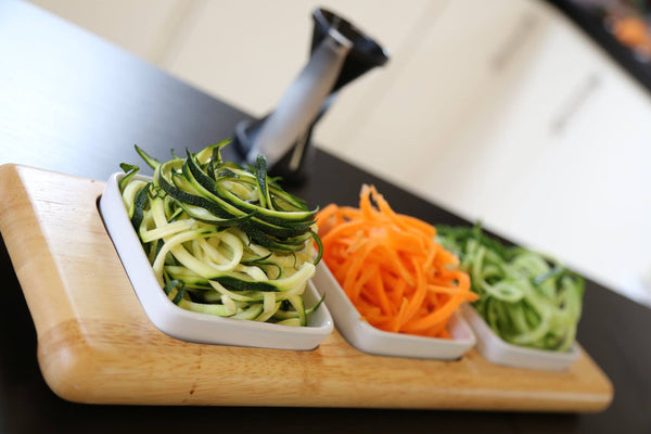 Zoodle Chef Spiralizer