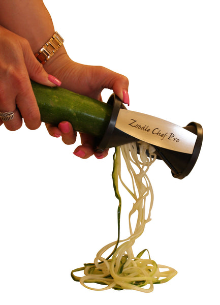 Zoodle Chef Pro, Vegetable Spiralizer ** Europe Shipping ONLY**