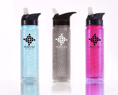 Freezing Water, Sports Bottle. Hydro Ice by Lakemint