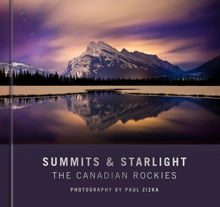 Summits & Starlight: The Canadian Rockies ($35 CAD + Shipping)