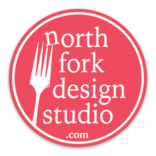 North Fork Design Studio Magnet