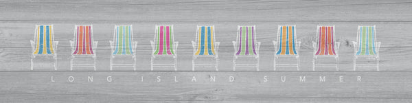 THE FOUR SEASONS - Long Island Summer - Giclée on Canvas
