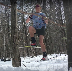Nordic Tree Ski Training