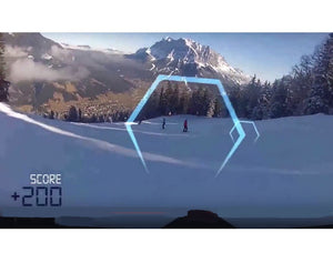 Augmented Reality Ski/Snowboard Goggles