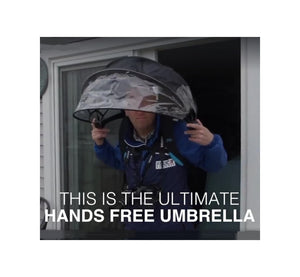 The Ultimate Umbrella