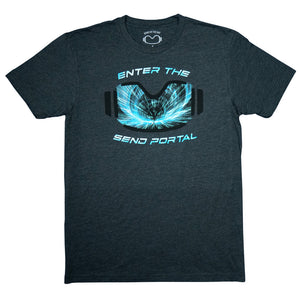 Enter The Send Portal Tee