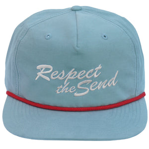 Jerry of the Day Respect the Send String Grandpa Hat Blue