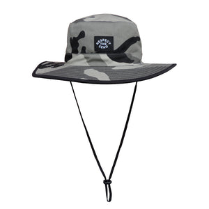 Respect the Send Winter Camo Bucket Hat