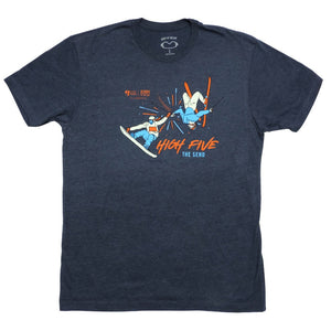 High Fives Foundation Collab Tee