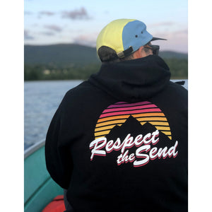 Respect the Send Sunset Rippers Sweatshirt