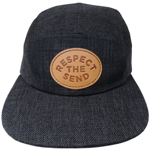 Respect the Send 5-panel Hat