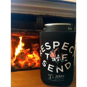 Respect the Send Koozie