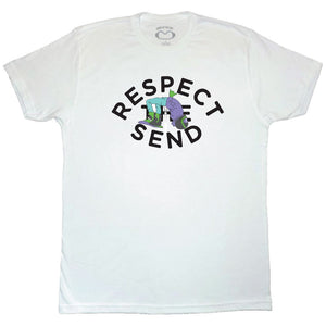 Respect the Send Snowboard Tee (A32)