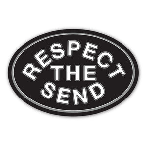 Respect The Send Stickers