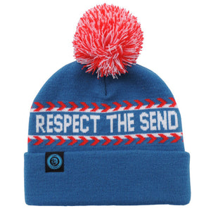 Respect the Send Beanie