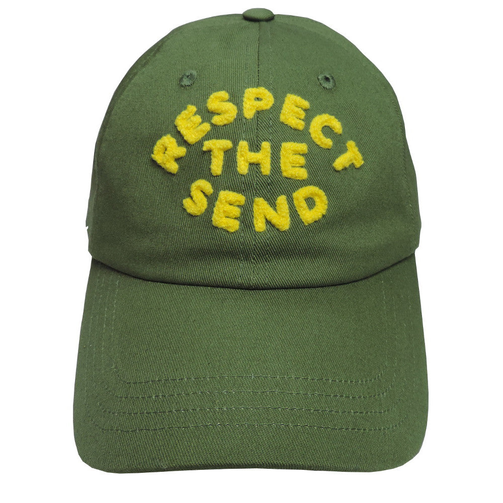 82a9bf23 Respect the Send Baseball Hat
