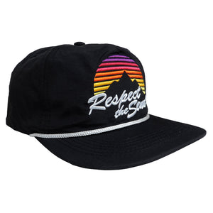 Sunset Rippers String Hat