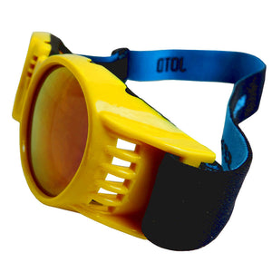 Jerry of the Day Send-O-Vision 2.0 Goggles Side View.