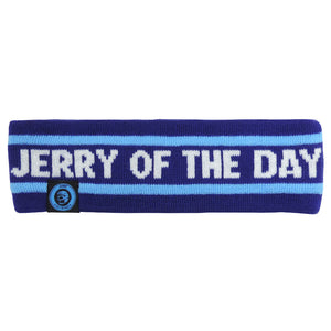 Jerry of the Day Headband (B8)