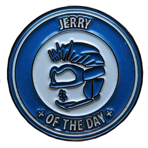 Jerry of the Day Enamel Pin