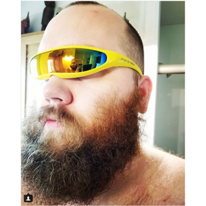 Send-O-Vision Jerry of the Day Glasses