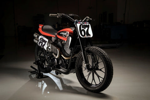 Next Generation, Liquid-Cooled Harley-Davidson XG750R Flat Tracker