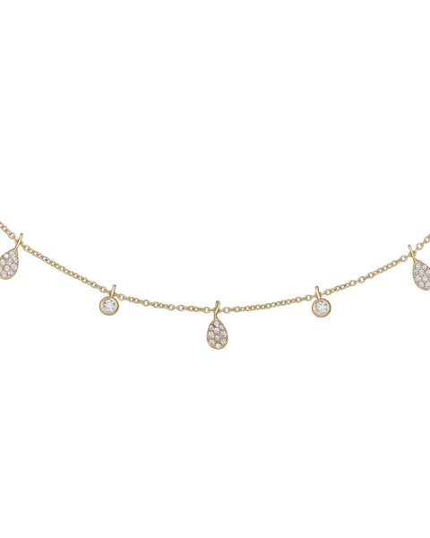 Gold Necklace - Adina's Jewels